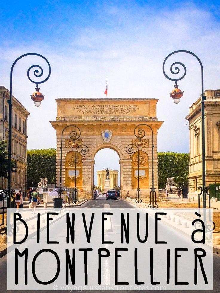Une visite guidée de Montpellier, notre ville natale!