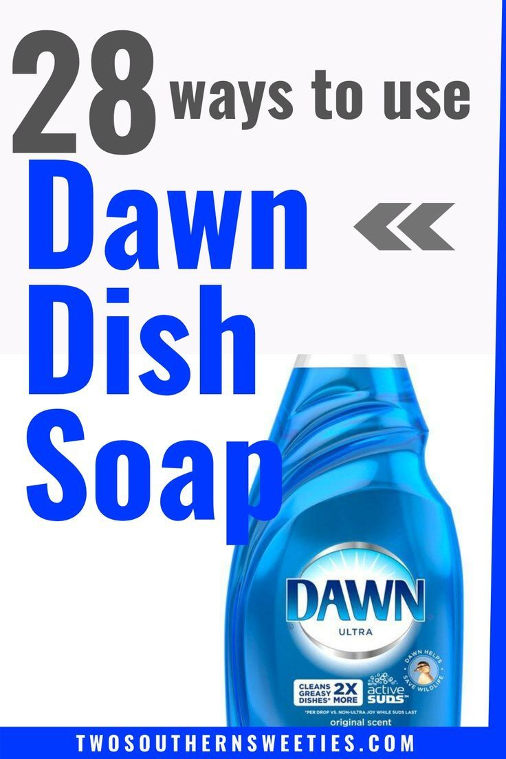 Dawn Dish Soap Label : label, Dishes, Anymore, Southern, Sweeties, Soap,, Cleaning,, House, Cleaning