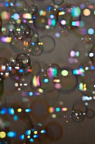 a million bubbles....