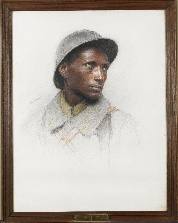 La Grande Guerre au musée de la Légion d'honneur : portraits de soldats d'Eugène Burnand   La grande chancellerie