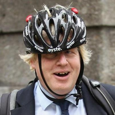 Boris Johnson is the current mayor of London.He graduated form the University of Oxford.He is very tough in diplomacy activities,he has his own style in government affairs,I trust that he will make a difference and I admire him very much.-Kim