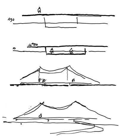 Oscar Niemeyer Serpentine Gallery London