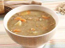 Sopa de Lentilha com Legumes