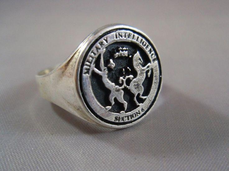 James Bond Signet Ring