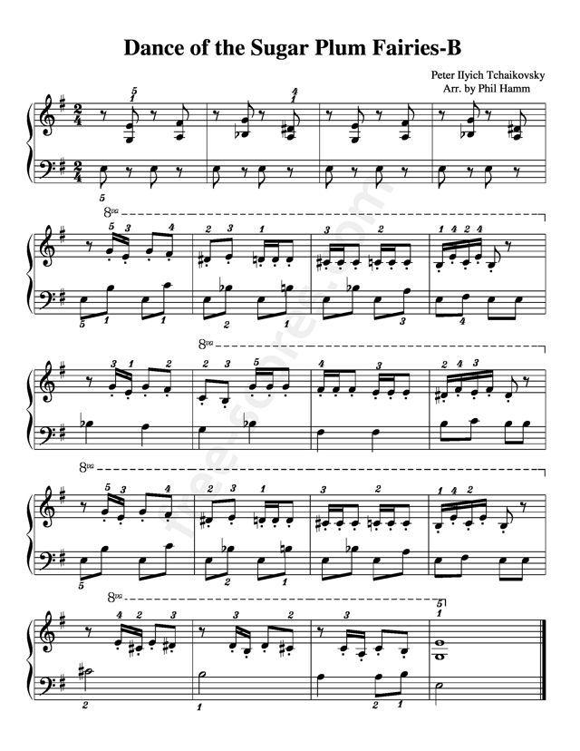 PDF + MP3 (human)] - Piano solo - Romantic * License : Phil Hamm