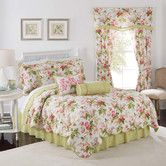 Found it at Wayfair - Emma's Garden Quilt Collection