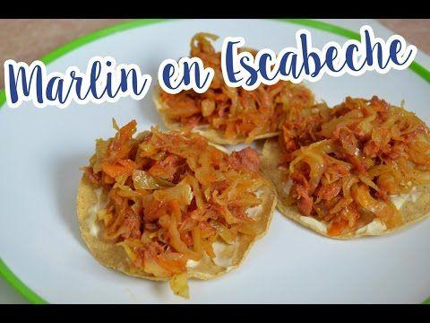 (43) MARLIN EN ESCABECHE - Recién Cocinados - YouTube