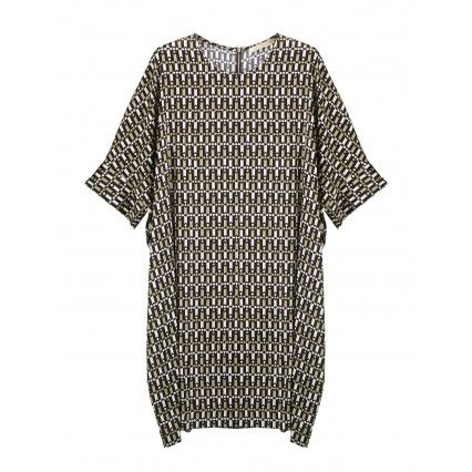 BATWING DRESS #lautrechose FW2013 #fashion #trend
