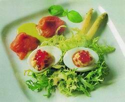 Lukulluszi töltött tojás Recept képpel - Mindmegette.hu - Receptek