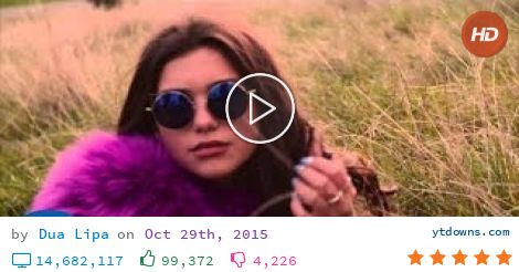 Download Dua lipa be the one videos mp3 - download Dua lipa be the one videos mp4 720p - youtube...