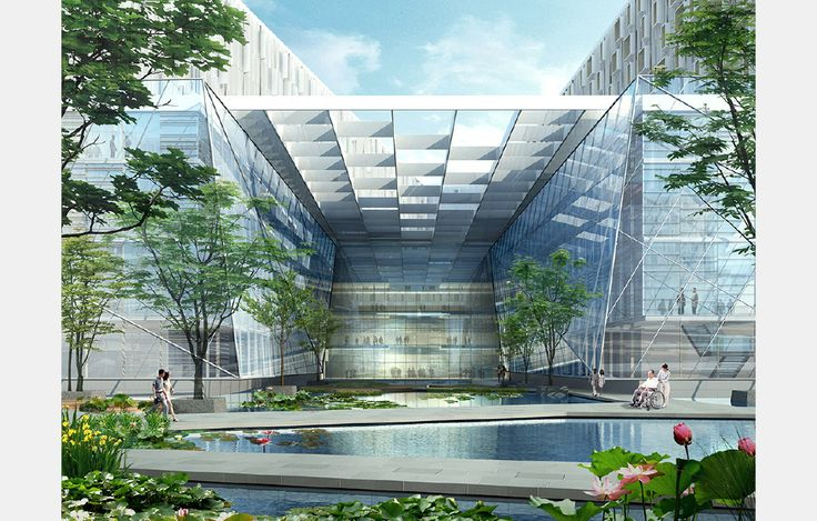 Central South University | Fifth XiangYa Hospital by Payette