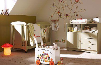 Quelles couleurs choisir pour une chambre de bébé ?