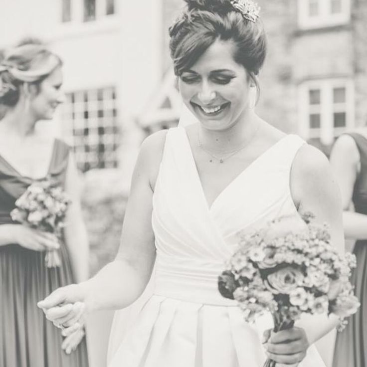 We love Sarah's pictures  Photo by Simon Gough Photography