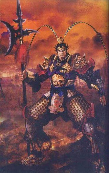 Lu Bu (Dynasty Warriors 4)