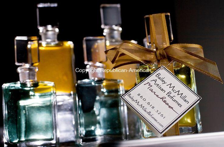 Bailey mcmillan artisan perfumes artisan perfume