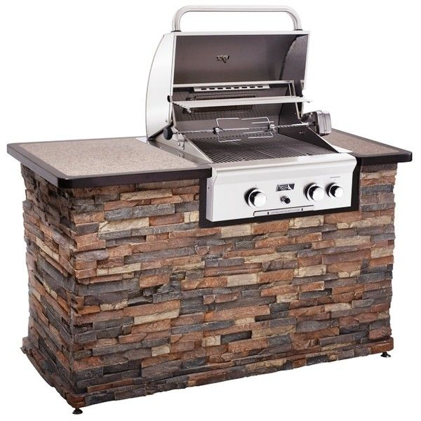 17 best images about built in outdoor grill on pinterest for Outdoor kitchen grill insert