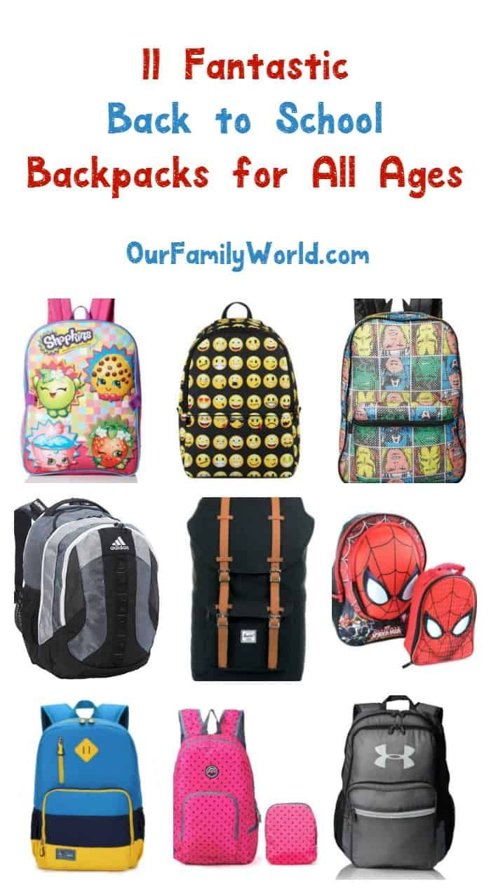144d9d9551 11 Best Back to School Backpacks for Boys   Girls of All Ages