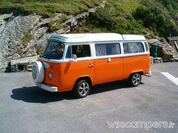 location camping car combi volkswagen combi westfalia 73 - Location Combi Volkswagen Mariage