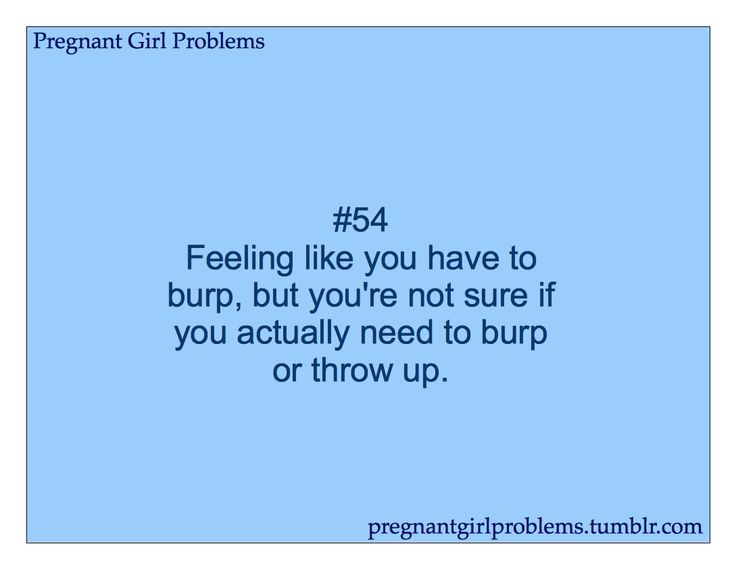 Pregnant Girl Problems #54-SERIOUSLY!!! I've been surprised more than once already...
