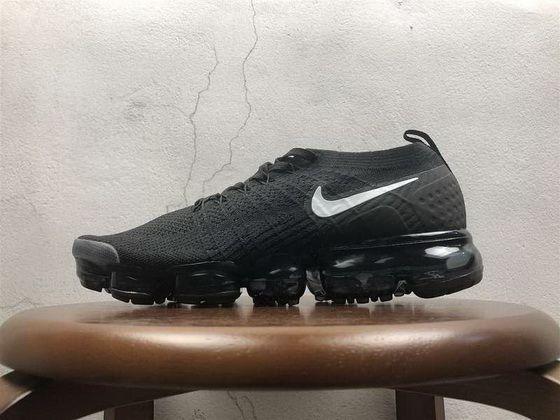 2e17b8374d3 Nike Air Vapormax 2.0 Flyknit Triple Black White 852780004 New Sneaker