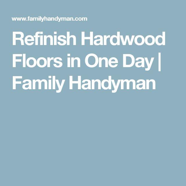 Best 25 Refinishing Hardwood Floors Ideas On Pinterest