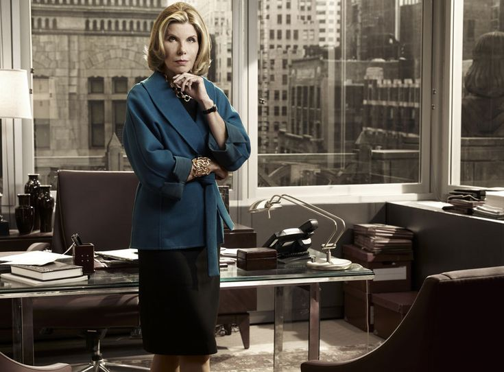 THE GOOD WIFE Diane Lockhart PICTURES PHOTOS and IMAGES