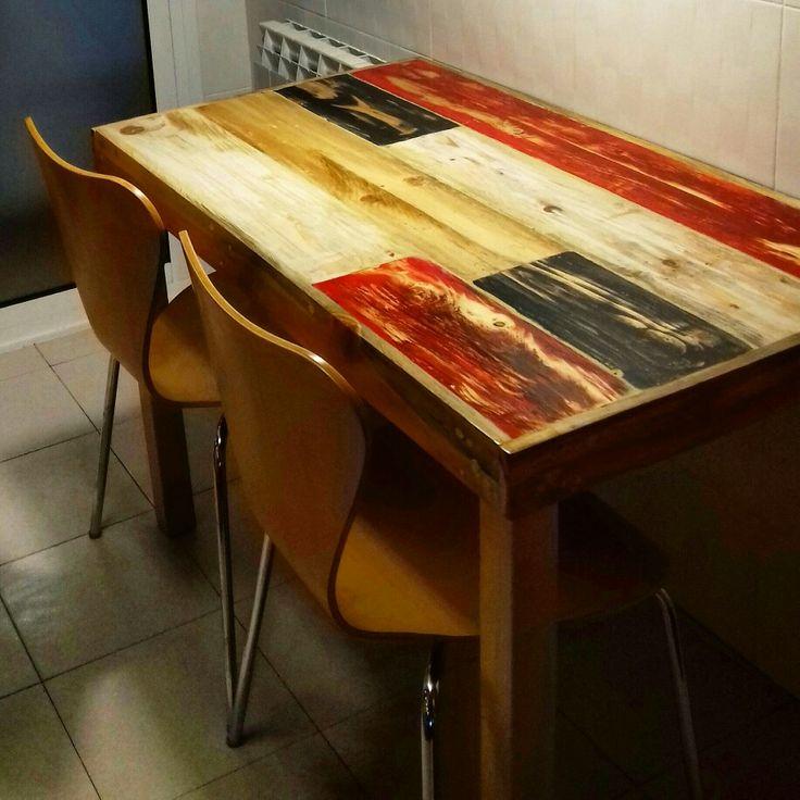 taula de la cuina