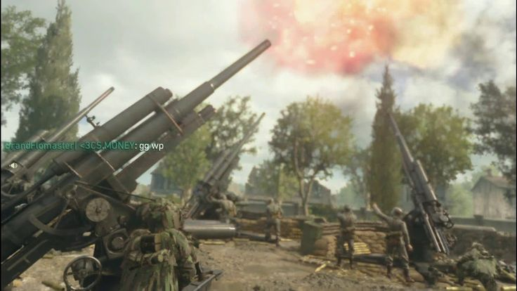 Call of Duty: WWII PC Beta - War Mode