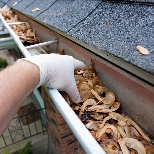 Easy #maintenance tasks you can do this fall to #winterize your #roof & keep your home safe.
