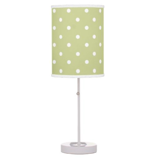dots girls room decor table lamp girl room decor girl rooms kids lamps. Black Bedroom Furniture Sets. Home Design Ideas