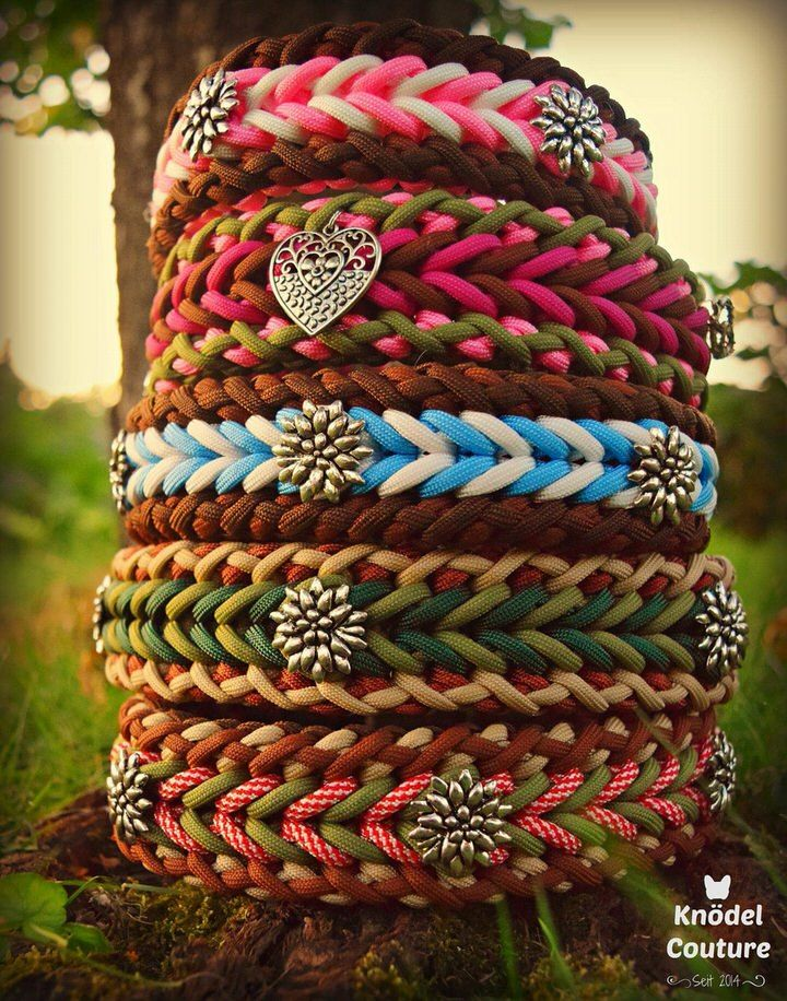 111 best paracord images on Pinterest | Hundeleine, Armreifen ...