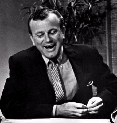 Jack Paar hosted the Tonight Show. Pre Johnny Carson