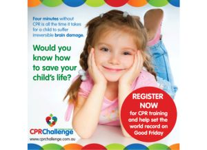 Would you know what to do if your child stopped breathing?