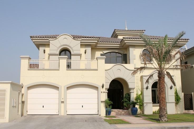 Front Elevation House Dubai : Dream holiday in a dubai villa villas exterior