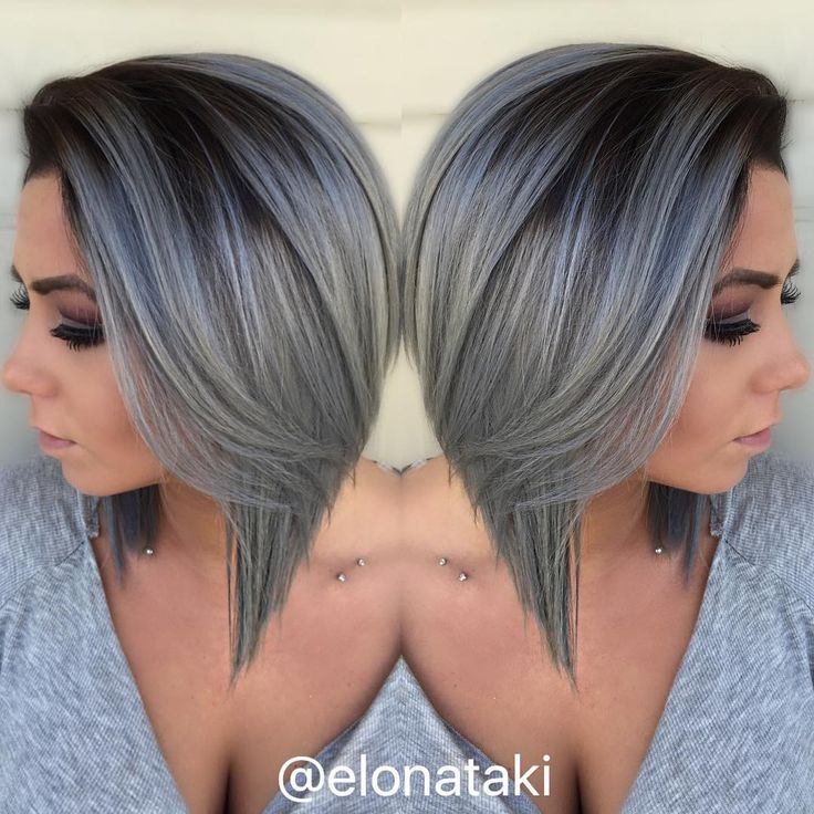 Best 25+ Gray hair ideas only on Pinterest | Grey hair styles, Ash ...
