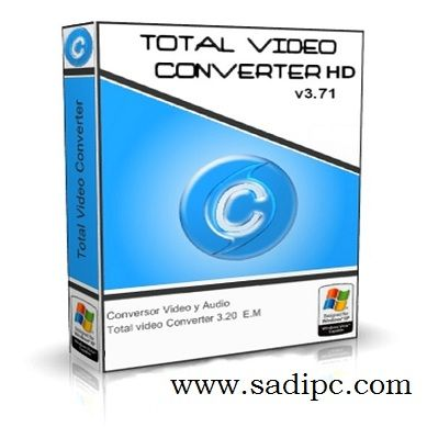 Total Video Converter 3.71 crack is a very powerful Video converting software which supports any Video and Audio format in the World. The Software is full of tools which enable conversion, Rip, Burn and other functions on Multimedia files.