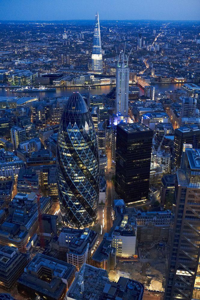 El perfil del Londres del siglo XXI
