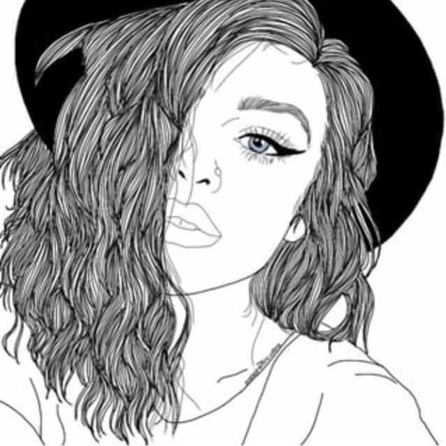788 Best Beautiful Women Coloring Pages For Adults Images On Pinterest