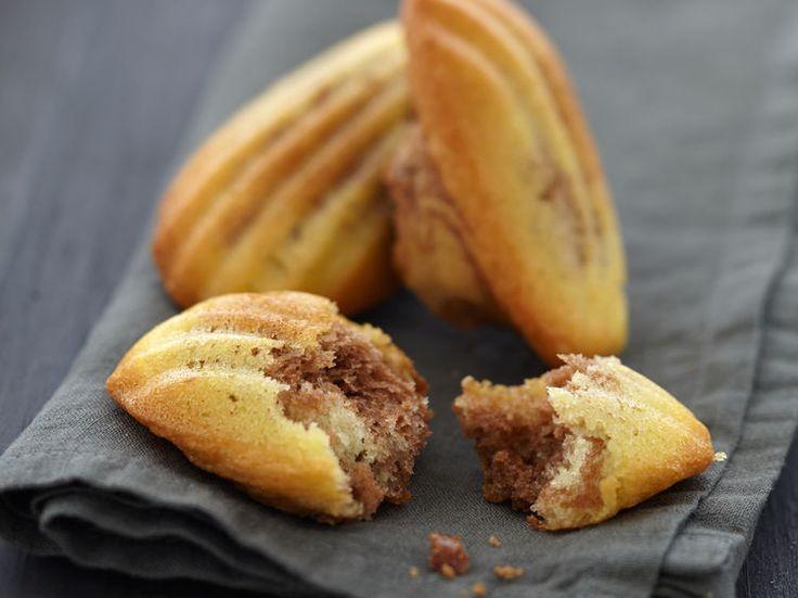 Découvrez la recette Madeleines sur cuisineactuelle.fr.