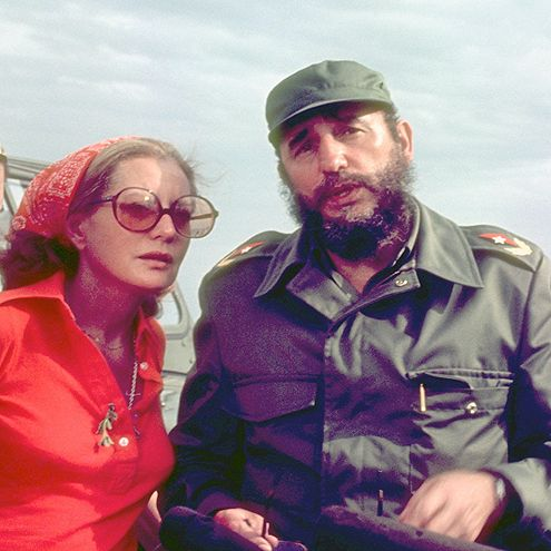 """Barbara Walters: Her Life in Pictures 