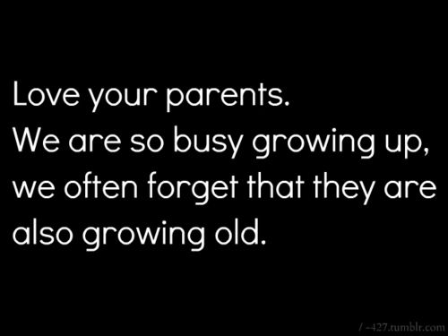 1000+ Love Your Parents Quotes On Pinterest