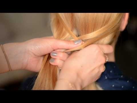 Mode and The City // Tutoriel coiffure tresse épi (fishtail braid tutorial)