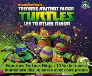 jouets tortues ninja 15 de remise instantane sur les figurines ds 30 euros