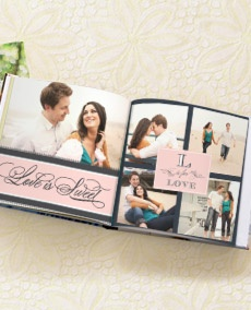 Wedding Paper Divas has it all, from Premium Wedding Photo Books to invitations and stationary. Don't forget wedding programs, menus, place cards, favors, and bridal shower and party invites! It's a one-stop shop for your wedding paper needs.