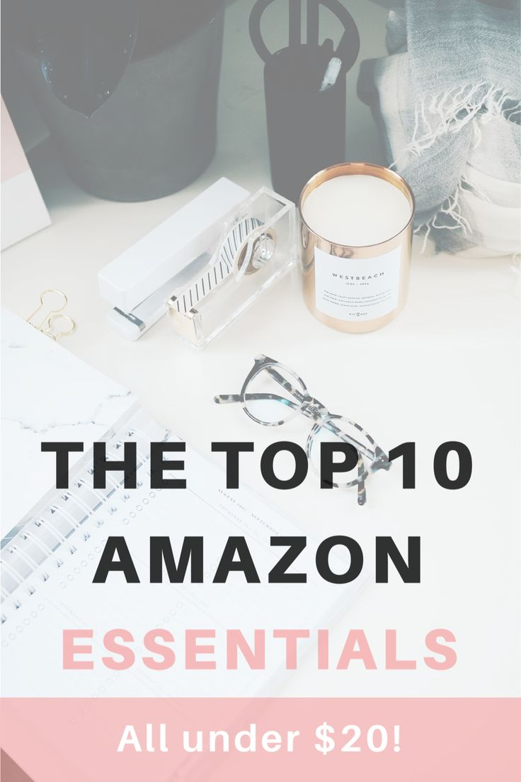 10 Amazon Must Haves Under 20 in 2020 Best amazon buys
