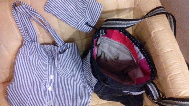 DIY - handbag bag recycling