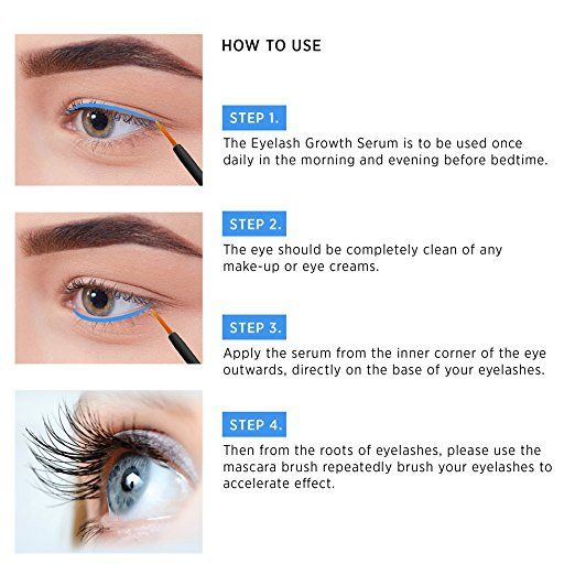 How to use eyes serum  #eyes