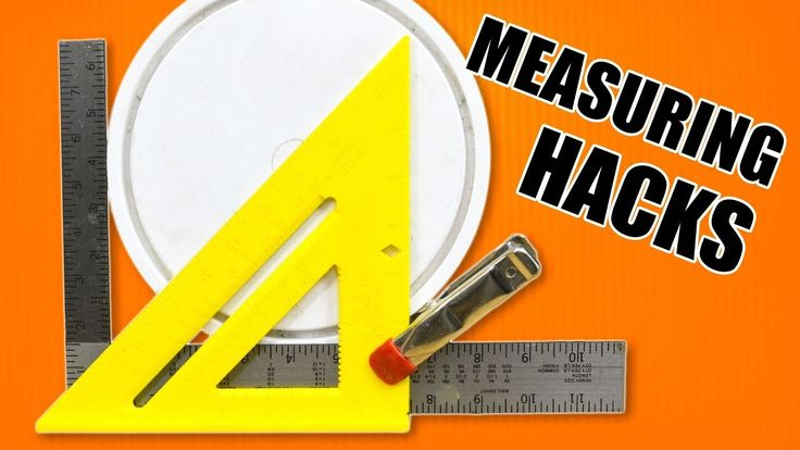5 Quick Measuring Hacks!