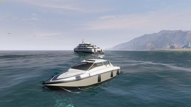 Bigger Suntrap boat - GTA5-Mods.com