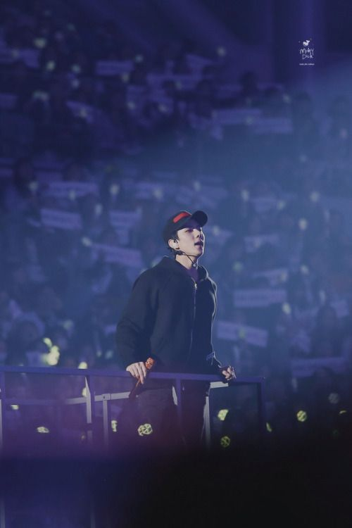 Sehun - 171126 Exoplanet #4 - The EℓyXiOn in Seoul Credit: Moby Dick.